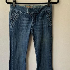 Abercrombie & Fitch Trouser Jean